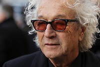 Luc Plamondon atend  the funeral of Rene Angelil, , Friday Jan. 22, 2016 at Notre-Dame Basilica in Montreal, Canada.<br /> <br /> <br /> <br /> <br /> <br /> <br /> <br /> <br /> <br /> <br /> <br /> <br /> <br /> .