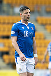 St Johnstone v St Mirren……29.08.20   McDiarmid Park  SPFL<br />Michael O'Halloran<br />Picture by Graeme Hart.<br />Copyright Perthshire Picture Agency<br />Tel: 01738 623350  Mobile: 07990 594431