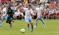 Karen Carney..Saint Louis Athletica defeated Chicago Red Stars 2-0 at Anheuser- Busch Soccer Park, Fenton, MO. St. Louis Athletica defeated Chicago Red Stars 2-0 on August 5th, 2009.
