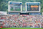 Argentina play Zimbabwe on Day 2 of the 2011 Cathay Pacific / Credit Suisse Hong Kong Rugby Sevens, Hong Kong Stadium.