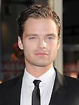 """Sebastian Stan at The Marvel Studios Premiere of """" Captain America : The First Avenger """"  held at The El Capitan Theatre in Hollywood, California on July 19,2011                                                                               © 2011 DVS/Hollywood Press Agency"""