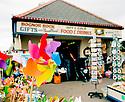 Gift shop, Bognor Regis, UK.