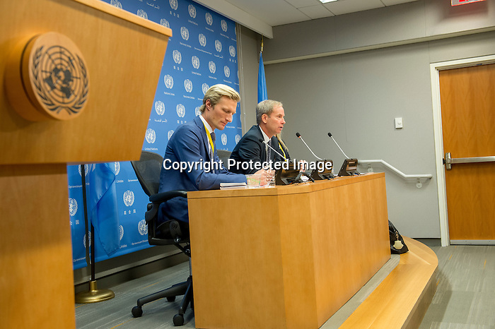 Press briefing by Ambassador Olof Skoog, Permanent Representative of Sweden and President of the Security Council for the month of January, to present the Council's programme of work