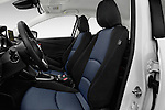 Front seat view of 2016 Scion iA 4 Door Sedan Front Seat car photos