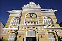 Battambang - Cambodia - June 2020<br />  - Riverside in early morning -  National Bank of Cambodia