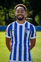 17th August 2020; Berlin, Germany. Hertha Berlin official Bundesliga season portraits, season 2020-21:  Matheus Cunha Hertha BSC, No.09