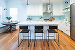 Complete kitchen remodel. Design by Kristyn Bester Design. Cap and Feather Photography.