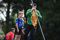 FIERLJEPPEN: IT HEIDENSKIP: 25-07-2020, ©foto Martin de Jong