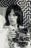 MICK JAGGER, THE MOVIE PERFORMANCE, LOCATION, 1968, BARON WOLMAN