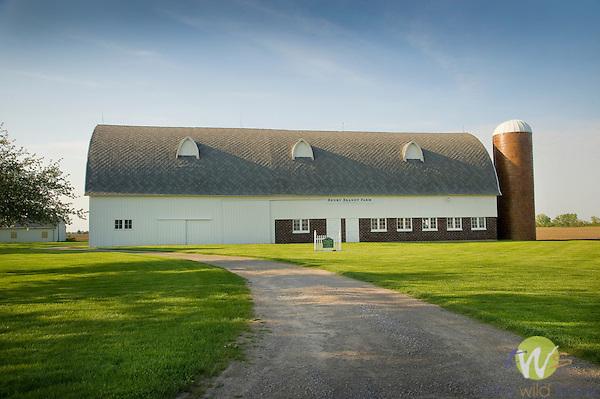 Henry Brandt Centennial Barn, 1867. Bay City, MI.