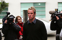 080701 Rugby - Jimmy Cowan Disciplinary Hearing