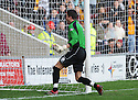 09/02/2008    Copyright Pic: James Stewart.File Name : sct_jspa02_motherwell_v_kilmarnock.ALAN COMBE TURNS TO THE MOTHERWELL FANS AFTER ROSS MCCORMACK HITS THE PENALTY WIDE.James Stewart Photo Agency 19 Carronlea Drive, Falkirk. FK2 8DN      Vat Reg No. 607 6932 25.Studio      : +44 (0)1324 611191 .Mobile      : +44 (0)7721 416997.E-mail  :  jim@jspa.co.uk.If you require further information then contact Jim Stewart on any of the numbers above........