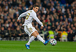 Real Madrid CF's James Rodriguez  during quarterfinal Copa del Rey match. Feb 06, 2020. (ALTERPHOTOS/Manu R.B.)