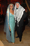 """Lisa and Michael Holthouse at the Children's Museum """"Arabian Nights"""" Gala at The Corinthian Saturday  Oct. 14,2006.(Dave Rossman/For the Chronicle)<br />"""