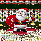 Isabella, CHRISTMAS SYMBOLS, WEIHNACHTEN SYMBOLE, NAVIDAD SÍMBOLOS, paintings+++++,ITKE533313S,#xx# ,napkins ,santa