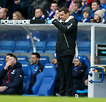 Thumbs up from Kilmarnock caretaker boss Lee McCulloch