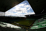 Celtic v St Johnstone…12.05.21  SPFL Celtic Park<br />A beautiful evening for tonights penultimate game of the season against Celtic<br />Picture by Graeme Hart.<br />Copyright Perthshire Picture Agency<br />Tel: 01738 623350  Mobile: 07990 594431