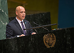 GA 72<br /> High-level meeting of the General Assembly on the appraisal of the United Nations Global Plan of Action to Combat Trafficking in Persons<br /> 25th plenary meeting<br /> <br /> EL SALVADOR