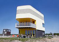 Huizen naar eigen ontwerp in Almere Poort