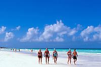 Cuba, Strand von Cayo Coco, Archipielago de Camagüey, Provinz Ciego de Avila
