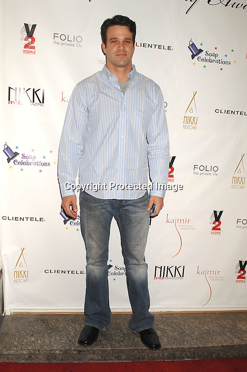 Nathaniel Marston..at the 18th annual  Marcia Tovsky's  Pre-Daytime Emmy Awards Party on June 6, 2007 at Nikki Midtown. ..Robin Platzer, Twin Images......212-935-0770