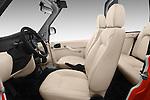 Front seat view of 2016 Citroen E-Mehari 3 Door Convertible Front Seat  car photos
