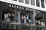 Fans, <br /> OCTOBER 7, 2016 :<br /> Japanese medalists of Rio 2016 Olympic and Paralympic Games wave to spectators during a parade from Ginza to Nihonbashi, Tokyo, Japan.<br /> (Photo by Yusuke Nakanishi/AFLO SPORT)