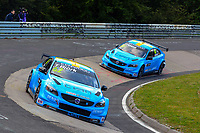 Race of Germany Nürburgring Nordschleife 2016 Free Training 1 WTCC 2016 #62 TC1 Polestar Cyan Racing.  Volvo S60 WTCC Thed Björk (SWE)WTCC 2016 #61 TC1 Polestar Cyan Racing. Volvo S60  WTCC Fredrik Ekblom (SWE) © 2016 Musson/PSP. All Rights Reserved.