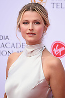 Lily Travers<br /> arriving for the BAFTA TV Awards 2019 at the Royal Festival Hall, London<br /> <br /> ©Ash Knotek  D3501  12/05/2019