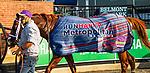 JULY 04, 2020 : Vekoma with Javier Castellano aboard, wins the Grade 1 Metropolitan Handicap, going 1 mile, at Belmont Park, Elmont, NY.  Sue Kawczynski/Eclipse Sportswire/CSM