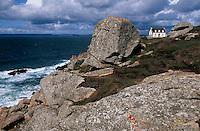 Europe/France/Bretagne/29/Finistère/Cap Sizun: La pointe du Millier