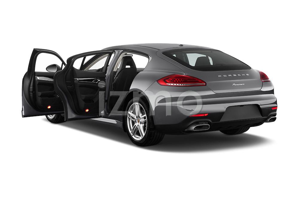 Car images of a 2015 Porsche Panamera - 5 Door Hatchback 2WD Doors