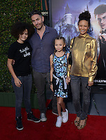 Thandie Newton @ the VIP opening for The Wizarding World of Harry Potter held @ the Universal Studiio Hollywood.<br /> April 5, 2016