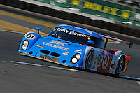 #01 Chip Ganassi Racing with Felix Sabates BMW/Riley of Scott Pruett, Memo Rojas, Graham Rahal & Joey Hand