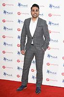 Dr Ranj Singh<br /> arriving for the Giving Mind Media Awards 2017 at the Odeon Leicester Square, London<br /> <br /> <br /> ©Ash Knotek  D3350  13/11/2017