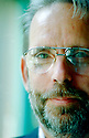 Walter Murch,  American, Sound Editor and Film Editor at The Edinburgh International Film Festival in 1995. Famous for editing sound on American Graffiti, The Godfather Part II, and Academy Award Nomination for The Conversation and winner for Apocylapse Now CREDIT Geraint Lewis