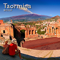 Taormina | Sicily Pictures Photos Images & Fotos