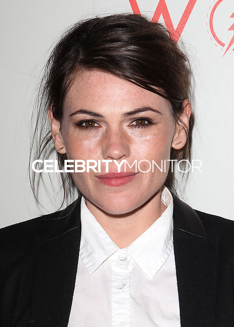 """BEVERLY HILLS, CA, USA - MAY 10: Clea DuVall at the """"An Evening With Women"""" 2014 Benefiting L.A. Gay & Lesbian Center held at the Beverly Hilton Hotel on May 10, 2014 in Beverly Hills, California, United States. (Photo by Celebrity Monitor)"""