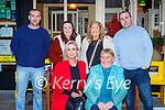 Eileen Cronin Castleisland celebrated her 70th birthday with her family in the Porterhouse Killarney on Sunday front row l-r: Noreen and Eileen Cronin. Back row: Patrick, Helen Cronin, Ann MArie Herbert and John Cronin