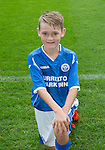 St Johnstone FC Academy Under 11's<br /> Ethan Forber<br /> Picture by Graeme Hart.<br /> Copyright Perthshire Picture Agency<br /> Tel: 01738 623350  Mobile: 07990 594431
