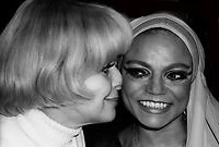 Carol Channing and Eartha Kitt Undated<br /> Photo By Adam Scull/PHOTOlink.net