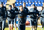 St Johnstone Training….26.01.18<br />Stefan Scougall pictured during a training session at McDiarmid Park this morning ahead of tommorrow's game against Partick Thistle.<br />Picture by Graeme Hart.<br />Copyright Perthshire Picture Agency<br />Tel: 01738 623350  Mobile: 07990 594431