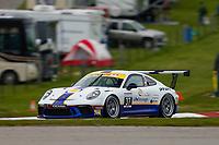 Porsche GT3 Cup Challenge Canada<br /> Victoria Day SpeedFest Weekend<br /> Canadian Tire Motorsport Park, Mosport, ON CAN<br /> Sunday 21 May 2017<br /> 37, Ed Killeen, GT3CP, CAN, M, 2017 Porsche 991<br /> World Copyright: Jake Galstad<br /> LAT Images<br /> ref: Digital Image galstad-CTMP-0517-56046