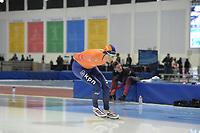 SPEEDSKATING: 14-02-2020, Utah Olympic Oval, ISU World Single Distances Speed Skating Championship, 10.000m Men, Patrick Roest (NED), ©Martin de Jong
