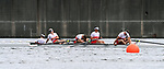 Bayleigh Hooper-Andrew Todd-Victoria Nolan-Kyle Frederickson-Laura Court-PR3 coxed-Mixed four -Rowing at the 2020 Paralympic Games in Tokyo, Japan-08/29/2021-Photo Scott Grant