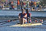 Boston, Rowing, Princeton Training Center, Aquil Abdullah, Mark Flickinger, Championship Doubles Men, Rowers, 2006 Head of the Charles Regatta, Cambridge, Massachusetts, USA.