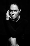 MADRID, SPAIN - SEPTEMBER 17: Spanish actress Eva Marciel poses during a portrait session on September 17, 2019 in Madrid, Spain. (Photo by Juan Naharro Gimenez)