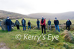 A group of farmers from West Kerry, worried about their sheep welfare, ask walkers to leave their dogs at home when heading for the hills.