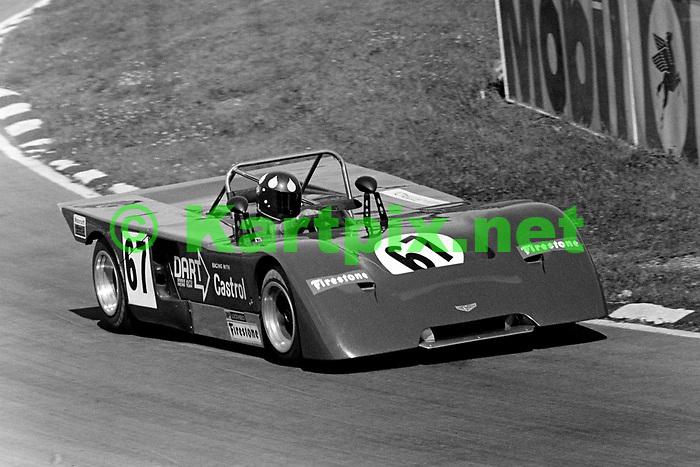 Wilson Fittipaldi 1971 British Sport Cars Championship at Brands Hatch