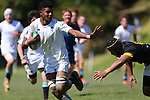 NELSON, NEW ZEALAND - OCTOBER 1: 94 Quadrangular Rugby Tournament  Minor Final Wellington College v Whanganui Collegiate Thursday 1  October 2020 ,Nelson College, Nelson,New Zealand. (Photo by/Evan Barnes Shuttersport Limited)
